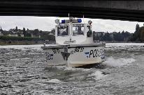Polizeiboot Basilea