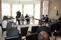 Medienkonferenz