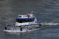 Schifffahrtspolizeiboot Attila