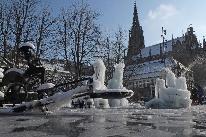 Fasnachtsbrunnen