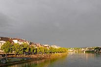 Kleinbasler Rheinufer